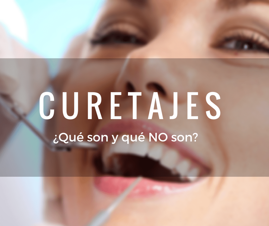 que es un curetaje dental