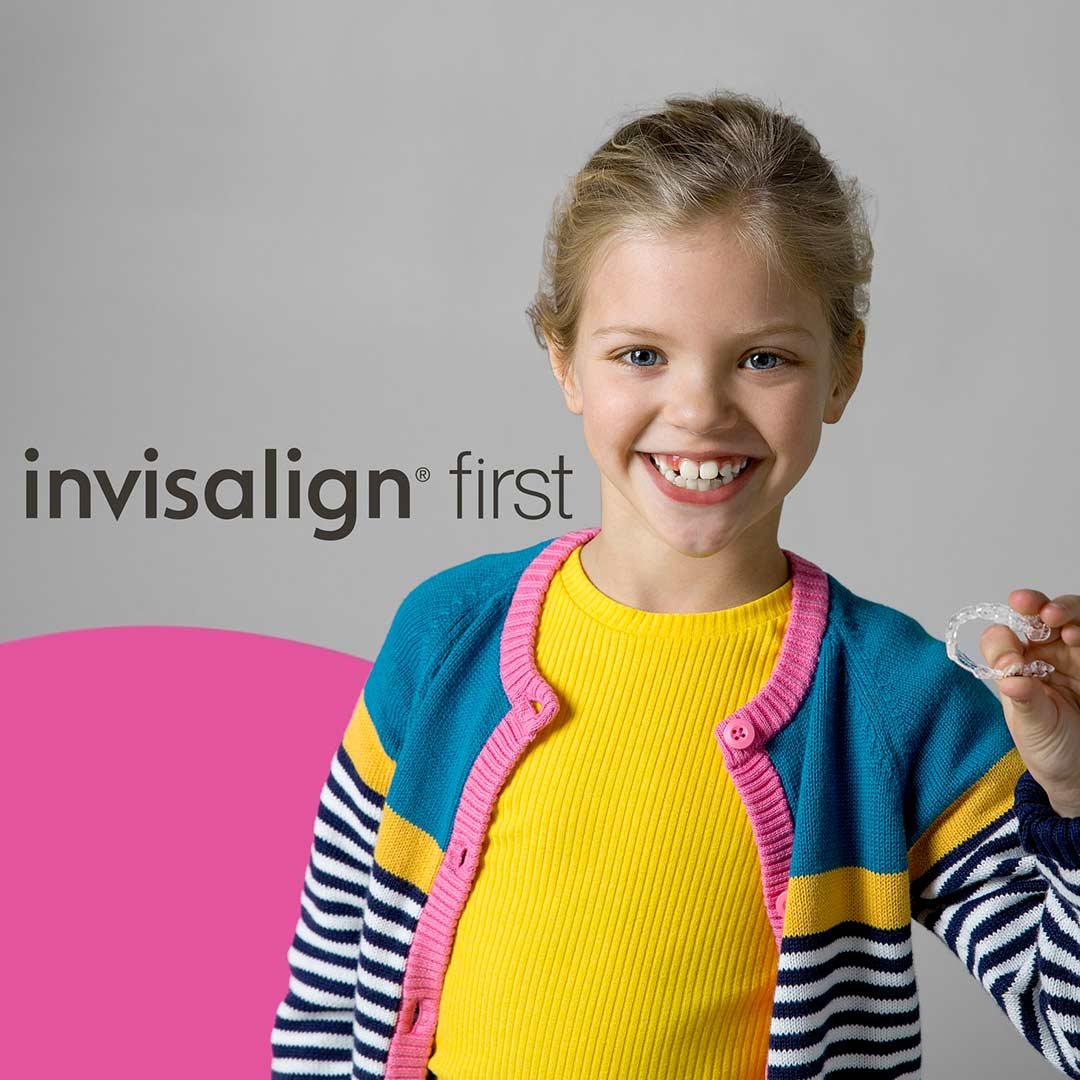 Invisalign First en Madrid
